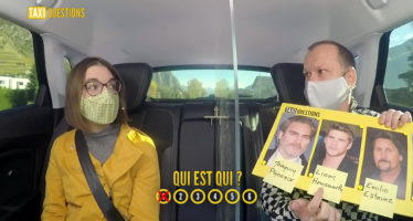 TAXI QUESTIONS – Course 113 avec Céline Lugon de Martigny