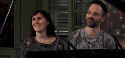 HUMAIN PASSIONNÉMENT rencontre avec Sophie Vaudan et Geoffroy Perruchoud