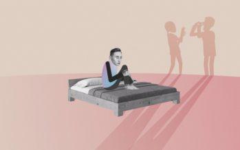 Sujet : Violence domestique, l'enfant exposé