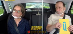 TAXI QUESTIONS – Course 131 avec Lise Delaloye de Ardon