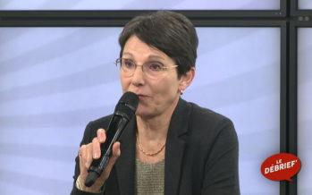LE DÉBRIEF' avec Marcelle Monnet-Terrettaz