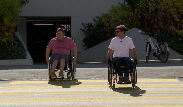 L'accessibilité et le handicap