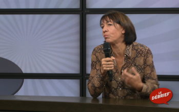 LE DEBRIEF' avec Nicole Langenegger-Roux