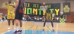 Première journée en Swiss Basketball League