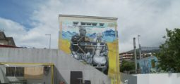 Musée à ciel ouvert: le projet Art Valais colore les murs du canton