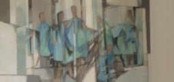 Exposition: «Simone Bonvin – Une femme dans l'art»