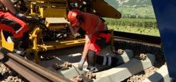 Travaux des CFF: les voies de chemin de fer entre Riddes et Saxon en rénovation pendant deux semaines