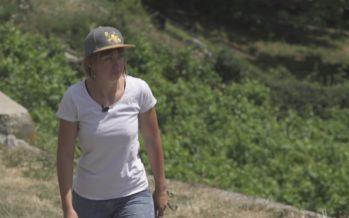 Line Dorsaz: portrait de l'ambassadrice des vignerons valaisans à Vevey