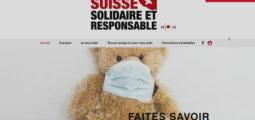 Solidarité: Suisseresponsable.ch pour connecter les bonnes volontés