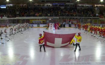 Finale de MySports League: best-of des actes I à IV entre Sierre et Martigny