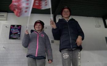 HCV Martigny vs HC Sierre, des supporters fidèles à leurs couleurs