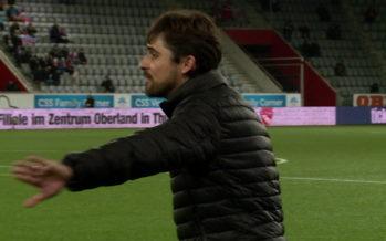 Reprise compliquée pour le FC Sion