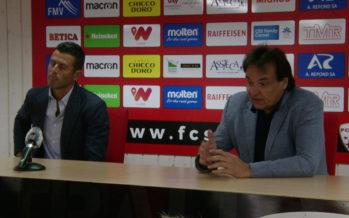 FC Sion: le choix Fabio Grosso
