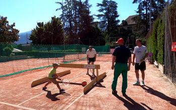 Tennis Park: initiation ludique pour les enfants