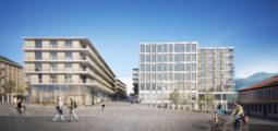 Cour de Gare: le futur quartier sédunois démarre enfin