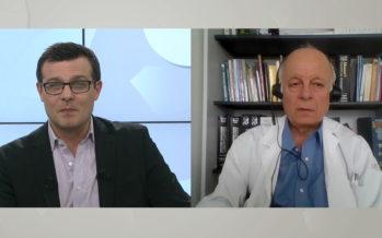 «De petits indices indiquent que la propagation ralentit» annonce Nicolas Troillet