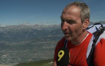 Rencontre avec le doyen du Vercofly, la plus ancienne épreuve de marche et vol suisse