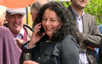 L'UDC perd son siège à la présidence de Naters au profit de la PDC Charlotte Salzmann-Briand