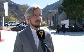 """""""Je prends des cours d'allemand"""", révèle Emmanuel Amoos"""