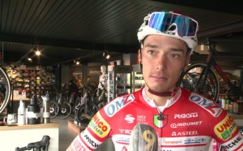 Simon Pellaud: en lice pour les Championnats du monde de cyclisme sur route