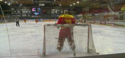 Hockey sur glace: le HC Sierre bat le leader Kloten