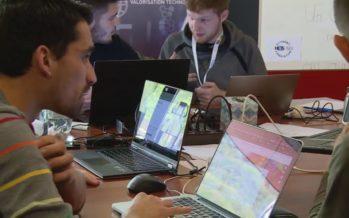 Agricathon à Sierre: informaticiens, économistes et agriculteurs se sont donnés seize heures pour développer des projets