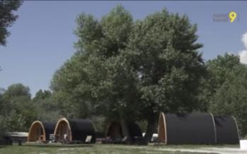 LE JOURNAL sur la route des campings: cinquième étape à Salquenen (26.07.2019)