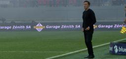 Chronologie des passages de Paolo Tramezzani sur le banc du FC Sion