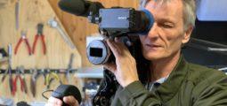 Camille Cottagnoud, caméraman sensible et engagé
