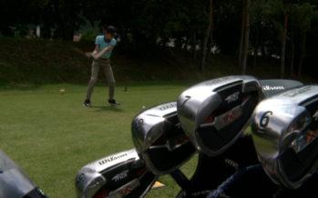 4e capsule «Sport Valais»: le golf se démocratise