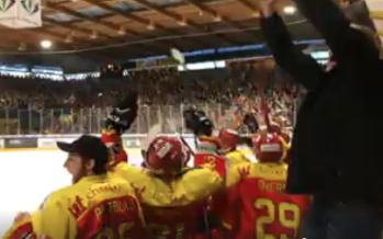Finale MySports League: un match de folie qui voit la victoire du HC Sierre face au HCV Martigny