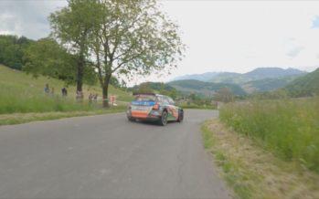 Rallye du Chablais: Carron en patron, Coppens en progrès
