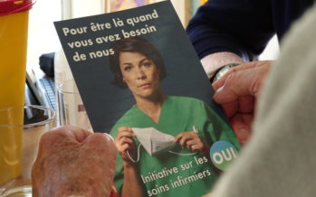 Dans les soins infirmiers, l'heure est à l'urgence