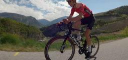Cyclisme: dans les roues du jeune talent Thibault Rossier