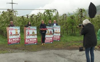 Initiatives contre les pesticides: l'agriculture suisse menacée