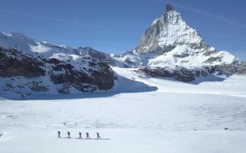 Complètement Sport à la rencontre de l'équipe de Suisse de ski-alpinisme