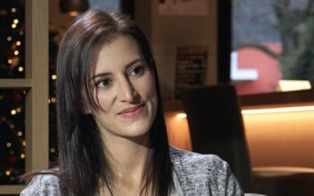 HUMAIN PASSIONNÉMENT reçoit Elodie Mazza
