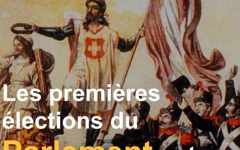 Les premières Fédérales… En 1848 !