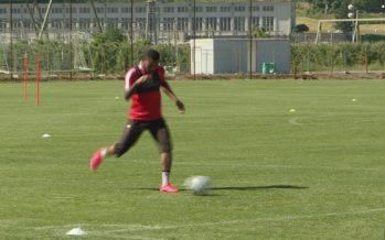 FC Sion: reprise avec Dionisio