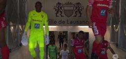 FC Sion: un point à Lausanne, 4e match sans défaite