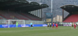 Le FC Sion en fond de classement