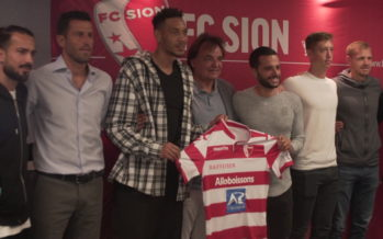 FC Sion: premier match à domicile