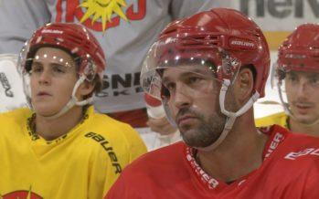 HC Sierre: objectif Play-Off en Swiss League avec Goran Bezina