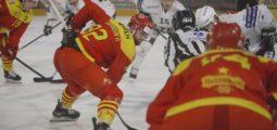 HC Sierre: un gros match face à Olten mais pas de points