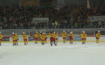 Hockey sur glace: le HC Sierre arrache le derby sur la glace de Viège