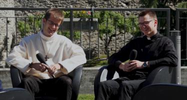 HUMAIN PASSIONNÉMENT rencontre Simon et Valentin Roduit