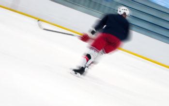 Capsule sport: avec l'hockeyeur Jérémie Kamerzin