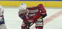 Hockey sur glace: la Lonza Arena réussit à l'équipe de Suisse