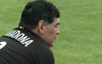 De Naples à Crans-Montana, Ils nous racontent leur Maradona