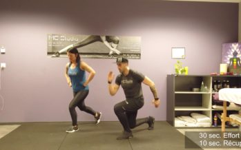 SERVICE À DOMICILE: fitness Carole et Mika